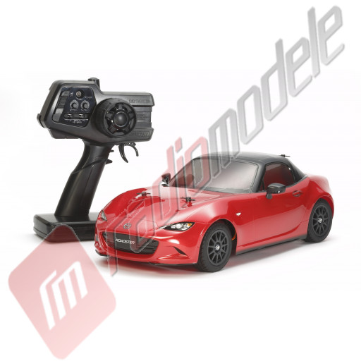 Automodel electric on-road RTR Tamiya: Mazda MX-5 Roadster (M-05)