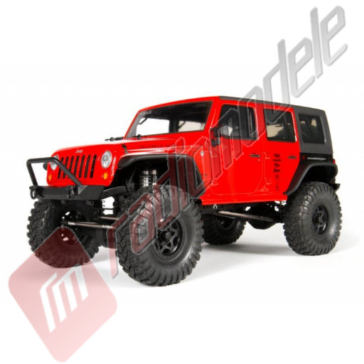 Automodel electric off-road AXIAL SCX10 Jeep Wrangler Unlimited Rubicon 1/10 Electric 4WD - KIT