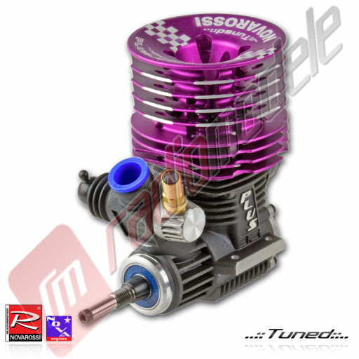 Motor termic automodele off-road: Novarossi PLUS.21-4BTTA - model 2012