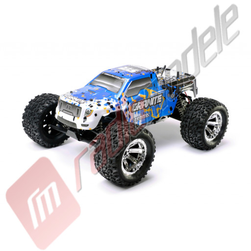 NOU! Automodel ARRMA Granite electric monster truck, 2WD, RTR, scara 1:10