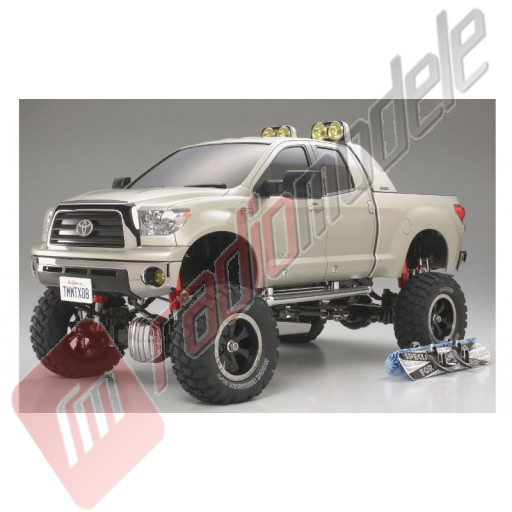 Automodel electric off-road: Tamiya Toyota Tundra High-Lift 4WD scara 1/10