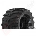 "Pro-Line Anvelope Masher 3.8"" All Terrain Tires pe jante Desperado"