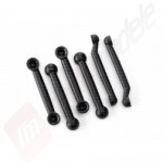 Camber links (4)/ toe links (2), pentru automodel LaTrax Teton