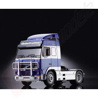 Kit autocamion 1:14 RC Tamiya VOLVO FH12 GLOBETROTTER 420