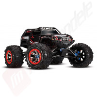 Automodel off-road extrem TRAXXAS SUMMIT radio TQi 2.4GHz, waterproof - model 2017!