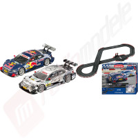 Circuit slotcars Carrera Digital 1/32 DTM Rivals, telecomenzi wireless +