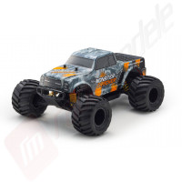 Automodel Kyosho MONSTER TRACKER 1:10, tractiune spate - TOTUL INCLUS!