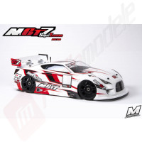 Kit automodel competitie Mugen-Seiki MGT-7 1/8 electric On Road