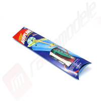 Kit de asamblare avion balsa