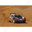Automodel TRAXXAS RALLY VXL 1/10, radio 2.4GHz, brushless, waterproof, TSM si incarcator