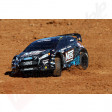 Automodel TRAXXAS Ford Fiesta ST Rally 4X4 XL-5 RTR 1/10, radio 2.4GHz, waterproof